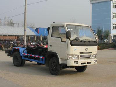 厦工楚胜CLW5050ZKX3车厢可卸式垃圾车