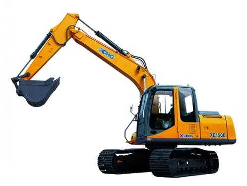 徐工XE150D中大型挖掘机