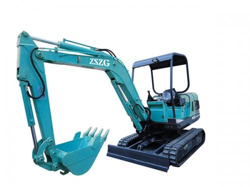 早山重工ZS-30S微型挖掘机