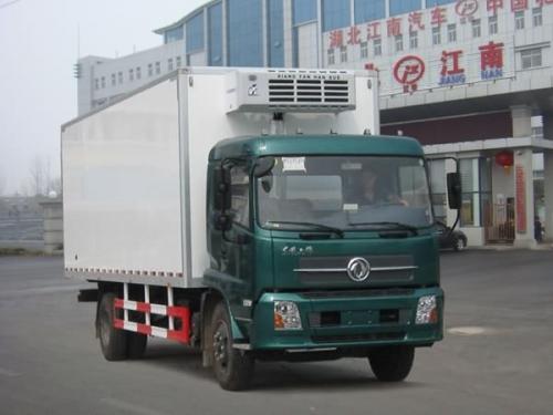 江特江南天锦国四冷藏车