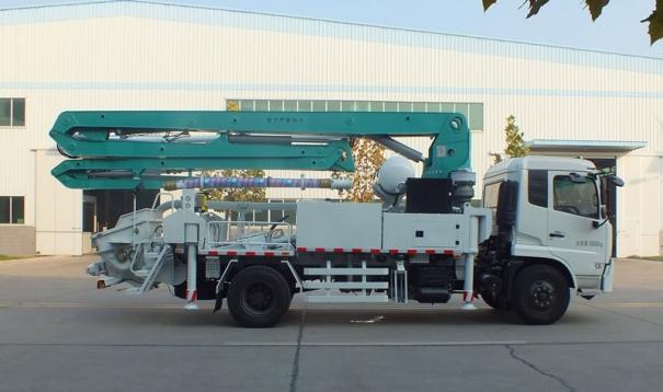 森源重工SMQ5160THB27米泵车