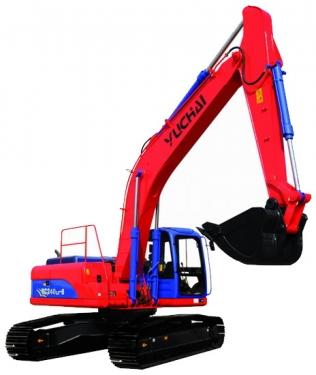 玉柴YC240LC-8挖掘机