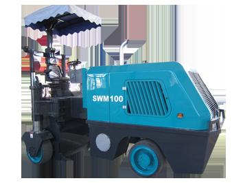 山河智能SWM21铣刨机