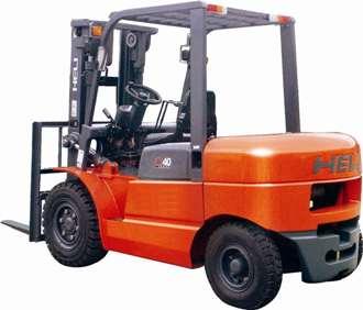合力H2000系列4-5吨平衡重式内燃叉车