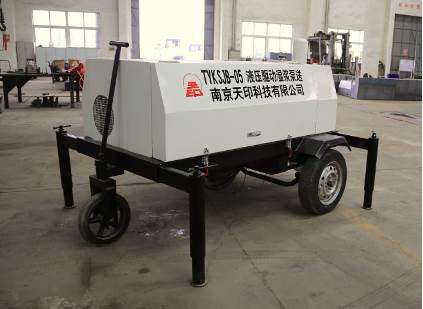 南京天印TYKSJB-05型拖泵