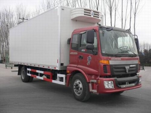 楚飞福田冷藏车-BJ5163VJCHN-2