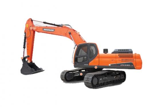斗山DX340-9C挖掘机