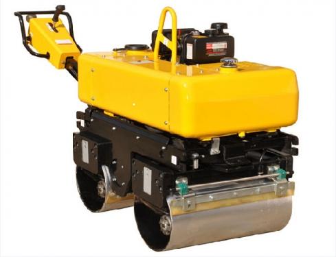 信德机械XD-635手扶静液压振动压路机