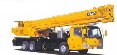 加藤NK-300VR全液压汽车起重机