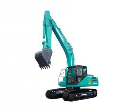 山河智能SWE210F中型挖掘机