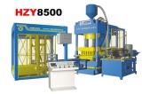 恒兴机械HZY-8500混凝土液压成型机砖机