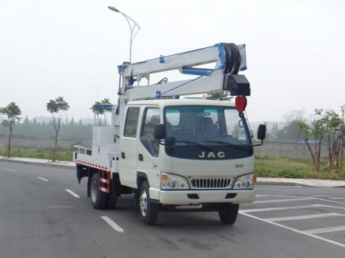 江特JDF5061JGKJAC4高空作业车
