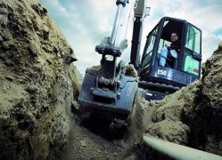 山猫E50小型挖掘机