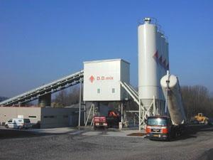 利勃海尔Betomix 4.5混凝土搅拌站