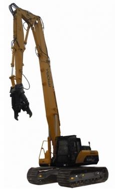 玉柴YC360DLC高空液压拆除机