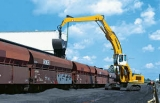 利勃海尔R 954 C Litronic 物料搬运履带挖掘机