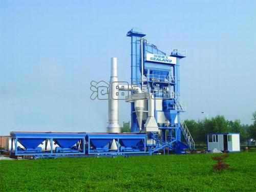 沧田重工LB1500沥青搅拌设备