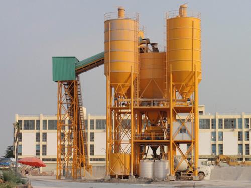 中建机械环保节能混凝土搅拌楼 240m3混凝土搅拌站