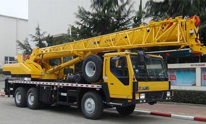 徐工QY16KT(油田型)汽车起重机