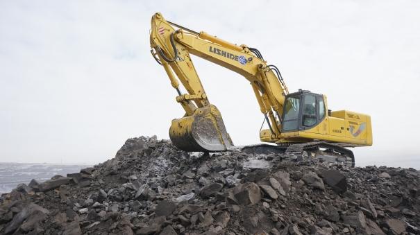 力士德SC2615高能效挖掘机