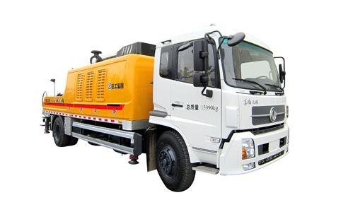 徐工HBC120K车载泵