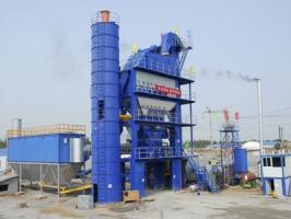 陆德LD320沥青混合料搅拌设备