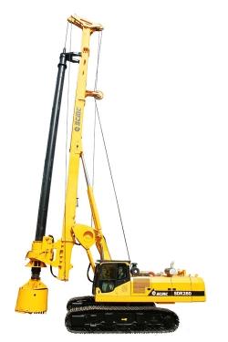 陕建机SDR280旋挖钻机