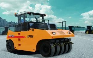 科泰重工KP266全液压轮胎压路机