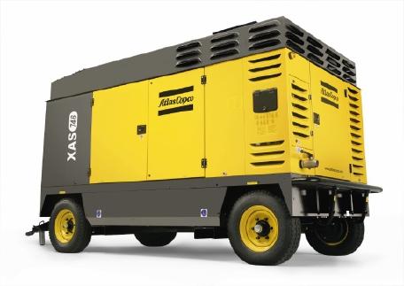 阿特拉斯·科普柯X(A,R)(M,T,H,V)S 336-746大型移动式空气压缩机