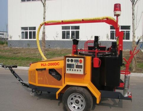 恒基HJ-200DC路面灌缝机