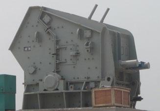 郑州鼎盛PF系列大型单段反击破碎机