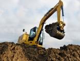 卡特彼勒306E小型液压挖掘机