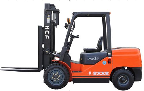 安徽合叉3.9吨木材专业叉车