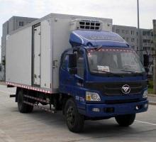 楚飞福田牌BJ5119XLC-FC型(6.9米)冷藏车