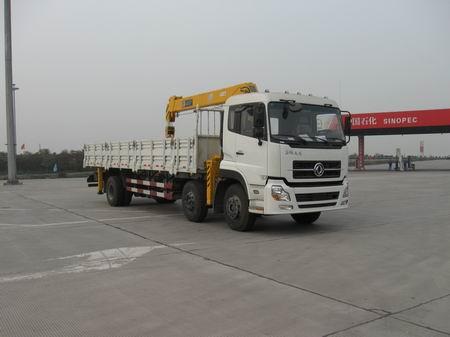 厦工楚胜SMJ5201JSQDC3随车起重运输车