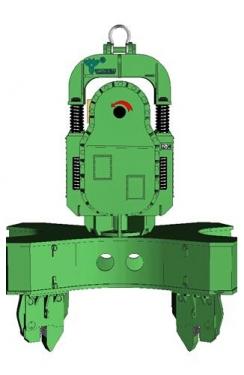 永安DZJ-240大型振动锤