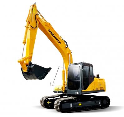 国机重工ZG3150-9挖掘机