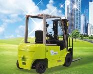 恒力EF335蓄电池平衡重式叉车