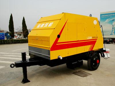 陆德LZ03B型沥青混凝土再生设备