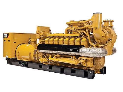 卡特彼勒G3516H燃气发电机组