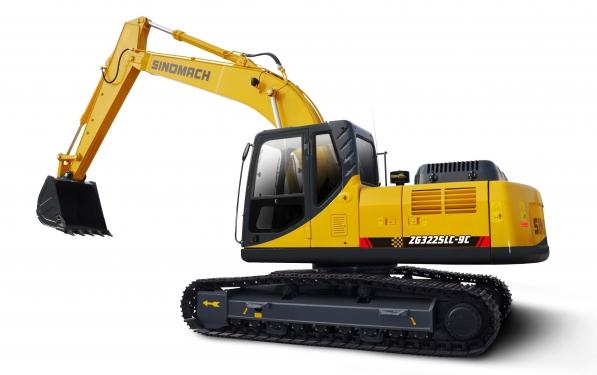 国机重工ZG3225LC-9C挖掘机