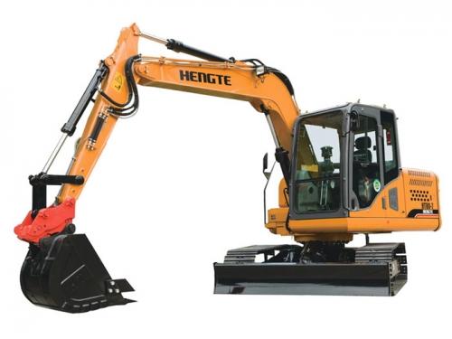 恒特HT90挖掘机