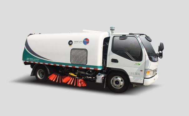 同辉汽车QTH5070TSLA3.5方江淮底盘湿式扫路车