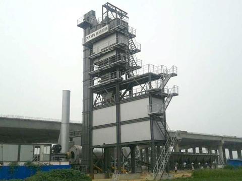 铁拓机械GLB-4000型沥青混合料搅拌站