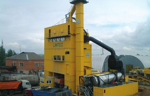 林泰阁CSM3000集装箱式沥青混凝土搅拌站