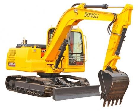 东力DL85-9挖掘机
