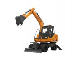 嘉和JHL70轮式挖掘机