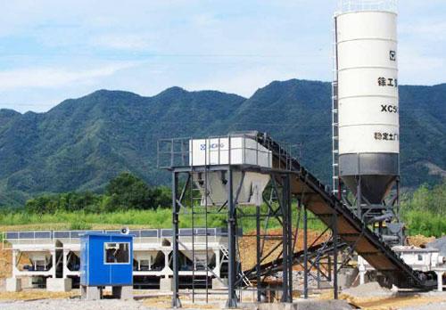 徐工XC500稳定土厂拌设备