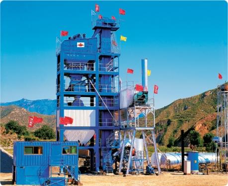 北京加隆CL-2000沥青搅拌设备