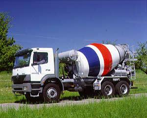 利勃海尔HTM 604搅拌运输车